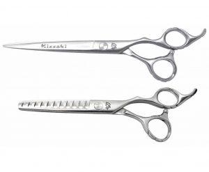 Futasuji 7.0″ Hair Scissors & Ishizuki 11t Thinning Shears